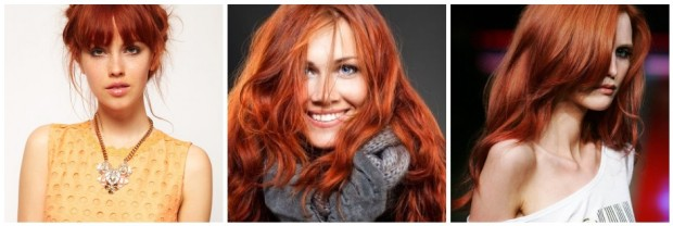 Red hair ideas